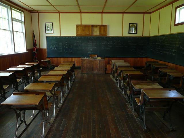 wykładziny do szkoły